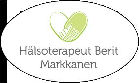 Hälsoterapeut Berit Markkanen